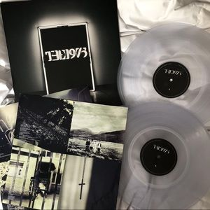 THE 1975 SELF TITLED ALBUM LP VINYL